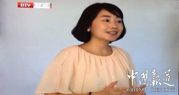 胡娟律师在北京电视台普法宣讲