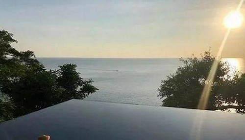 涉案酒店泳池