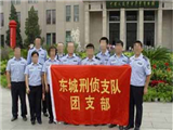 北京市公安局东城分局刑事侦查支队