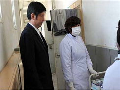 北京市平谷区看守所医务工作