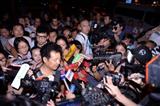 李在珂主任律师被媒体围困