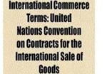 联合国国际货物销售合同公约